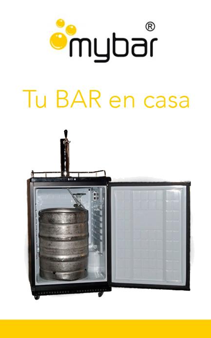 Grifo Cerveza Para Casa Mybar Dispensador De Cerveza Casero Tirador Cerveza Doméstico